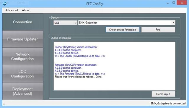 NET Micro Framework and Visual Studio 2013 – IoTForDevices
